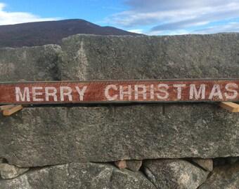 Merry Christmas Custom sign