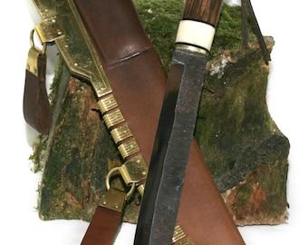 Large Gotland Viking Norse Knife