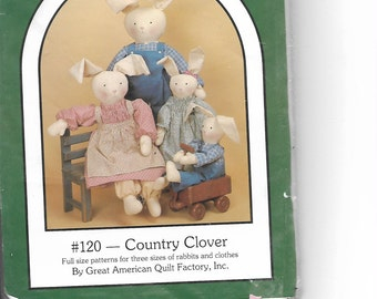 COUNTRY CLOVER #120