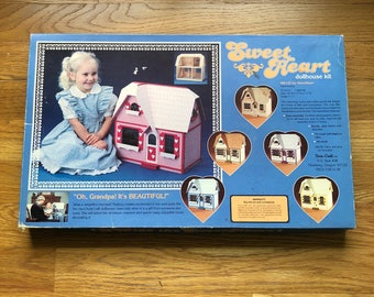 1985 Sweetheart Dollhouse Kit SW125, new in box