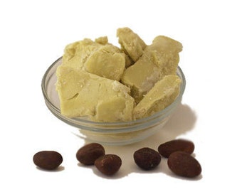 Pure Organic Cocoa Butter - Vegan - Vegetarian - Pure from the Cocoa Bean - Smells so Yummy