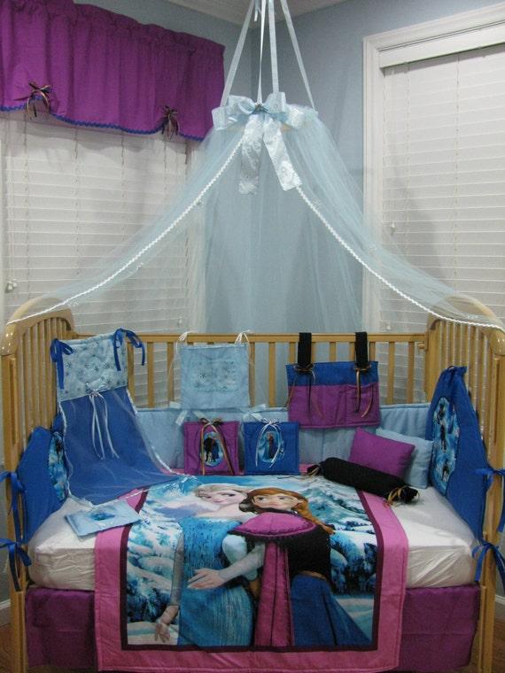 Disney\'s Frozen Queen Elsa and Princess Anna 15 Piece Baby