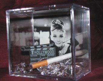 Breakfast at Tiffany's (1961) Audrey Hepburn (inspired Display) Read Description