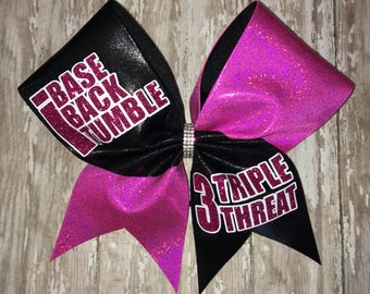 Triple threat bow