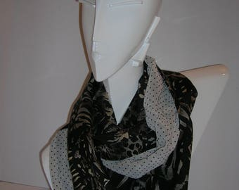 Into the Wild - Hand Made Scarves from Purses By Pochette