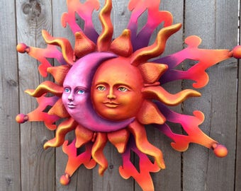 Sun & Moon Pals Home Decor Artisan Collection