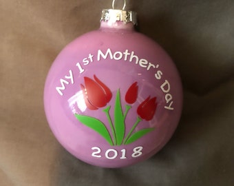 Mother's Day keepsake ornament