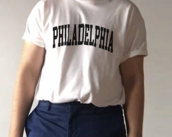 Philadelphia Tee -- Philadelphia Shirt | Philadelphia T-Shirt | Philadelphia Shirt | Philly Shirt | Philly T-Shirt | Philadelphia Shirt