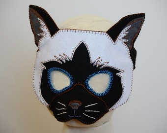 Cat Mask PDF Pattern