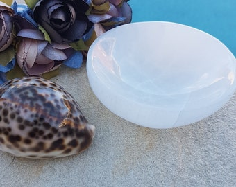 Selenite Crystal Bowl