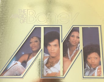 Boney M Etsy