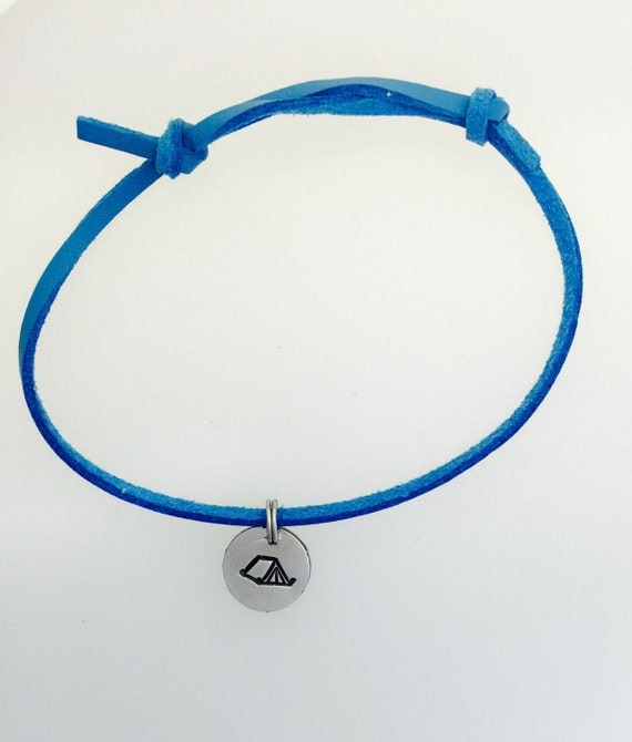 Camping Inspired Charm Bracelets-Camping-Vegan Gift-Gift-Birthday-Anniversary-Hiking Jewelry-Adventure Lover-Vegan Bracelet