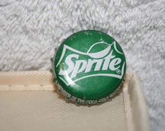 Sprite Bottle Cap Magnet