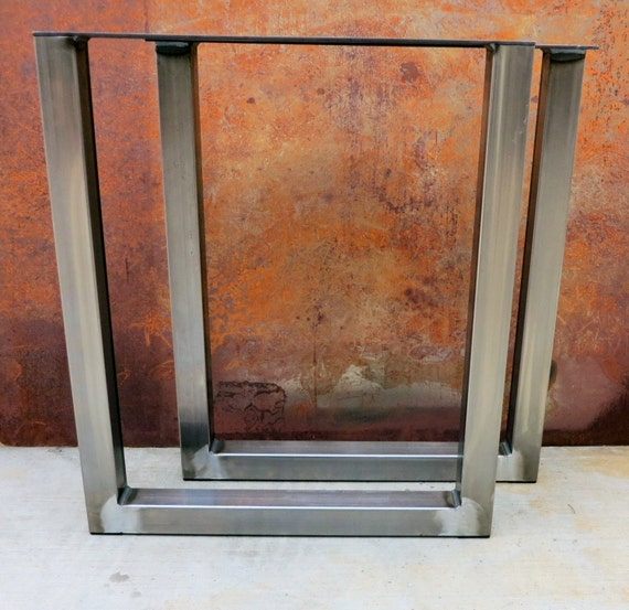 SALE!!!: Ready to ship in 1-2 business days!!!!! U Shape Metal Table legs 2x2