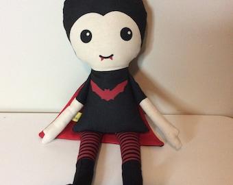 Betty Doll -  Vampire Betty