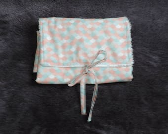 Changing pad for baby mobile