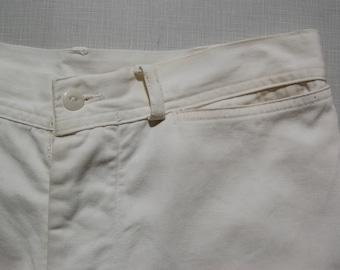 Vintage U S Navy Sailor Trousers circa the 50's