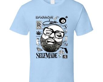 Rick Ross Self Made T Shirt