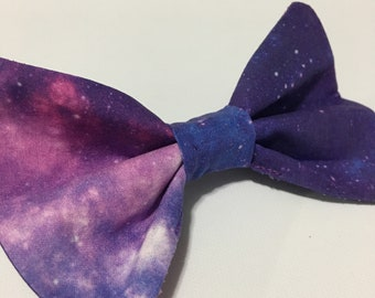 Galactic Dog/Cat Bow Tie!
