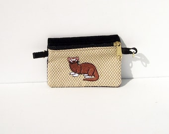 Ferret Coin Purse