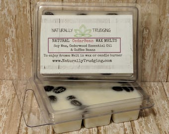 CedarBean Natural Wax Melts