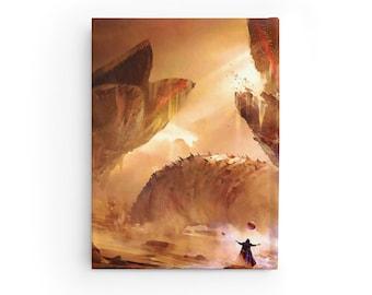Dune Journal  Blank