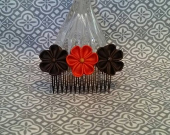 Fall Hair Comb