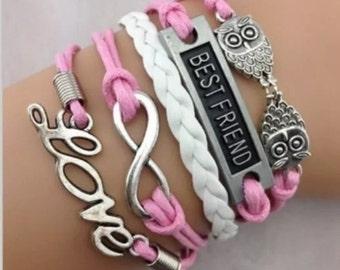 Bracelet by MWL Best Friend Bracelet
