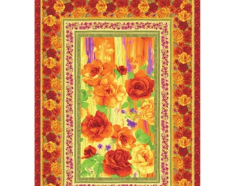 ON SALE!!! Rosa Quilt Kit from Timeless Treasures 20% OFF!