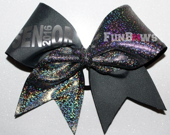 Senior Cheer bow by FunBows - Name your date