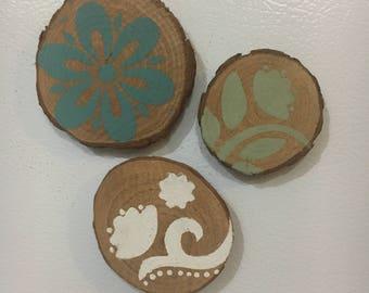 Wooden Magnet Sets