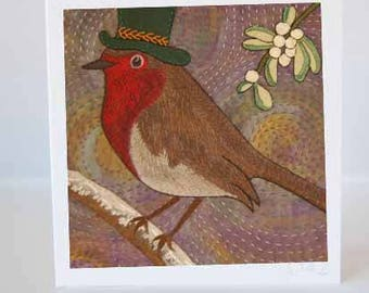 Robin Yule Card