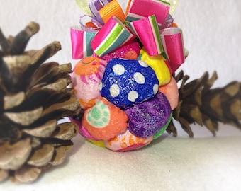 Ornaments, Handmade Ornaments, Christmas Tree, Holiday Decoration, Matilda Jane, Christmas Ornaments, Tree Ornament, Fabric Ornaments, MJC