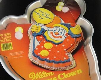 Wilton cake pan Etsy