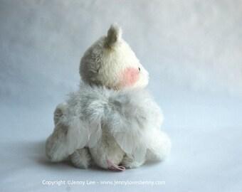 BLINK - OOAK artist bear epattern by Jenny Lee of jennylovesbenny bears PDF