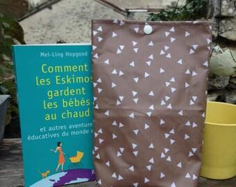 Book cover/case / book / drive, reader gift idea