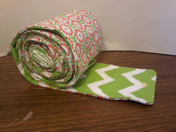 Machine washable/reusable toilet paper 15 leaves made to