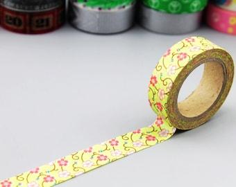 Washi Tape - Japanese Washi Tape - Masking Tape - Deco Tape - WT1068