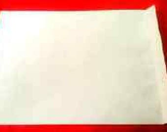 25 Envelopes 9x12 (Free Shipping) Tyvek White  14 lb Tyvek Mailers - Use for mailing or crafts