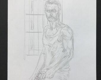 Original Dont Breathe sketch