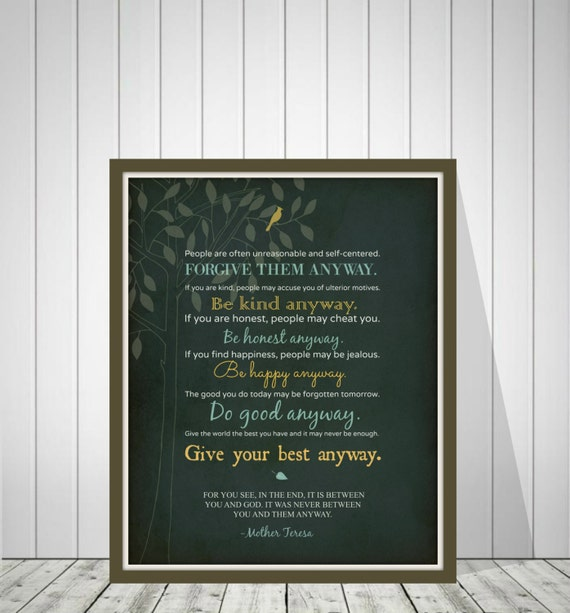 Do it anyway poem mother teresa quote mother teresa do it anyway poem mother teresa quote mother teresa forgive them anyway be kind anyway bible verse wall art 49077 thecheapjerseys Choice Image