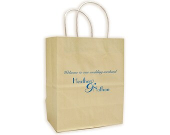 Wedding Bags 50~Personalized