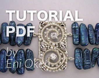 Ornamental Rectangular Centerpiece PDF Tutorial