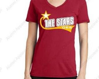 The Stars.... Vneck