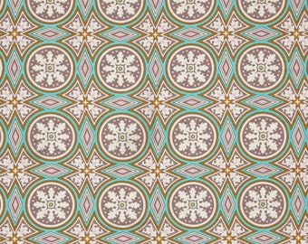 54093- Joel Dewberry Modernist collection Tolson in smoke color - 1/2  yard