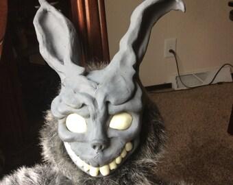Extra Large Donnie Darko  Frank Rabbit OOAK Monster - Custom Order only