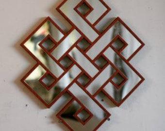 Tibetan Knot Mirror