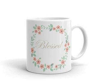 Blessed - Mug