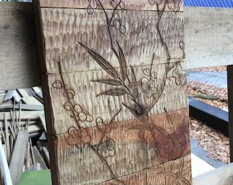 Rustic Wood Art