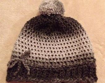 Simple Hat Crochet Pattern PDF